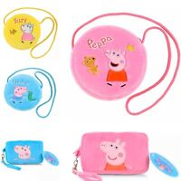 Peppa Pig Authentic George Peppa Suzy bag & wallet purse