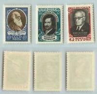 Russia USSR 1959 SC 2165-2167 MNH . f8565