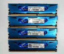 G.SKILL Ares Series 32GB (4 x 8GB) DDR3 SDRAM DDR3 1866MHz   BLUE