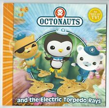Octonauts And The Electric Torpedo Rays Simon & Schuster 1st Paperback 2011 Good