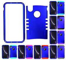 For Apple iPhone XR - KoolKase Armor Hybrid Slicone Cover Case - Royal Blue (R)