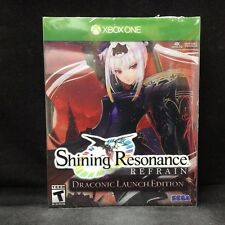 Shining Resonance Refrain: Draconic Launch Edition (Xbox One) BRAND NEW