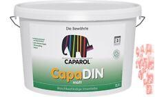 Caparol CapaDIN Innendispersion, lösemittelfrei WEIß 12,5 L SONDERANGEBOT