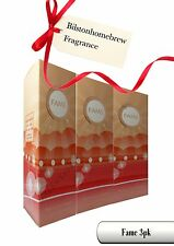 Milton Lloyd Fame Womens 50ml spray Parfum de Toilette X3