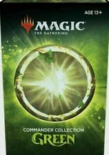 MTG Magic the Gathering Commander Collection: Green (Dec. 4) FACTORY SEALED NEW