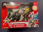 Transformers Energon Grimlock and Swoop. New in box.