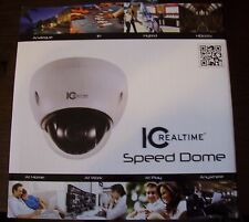 ICRealtime ICIP-P2012T 2 Megapixel Mini Network PTZ Dome Camera IC Realtime