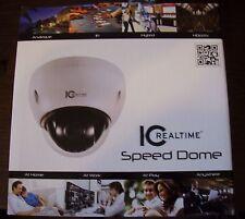 ICRealtime ICIP-P2012T 2 Megapixel Mini Network PTZ Dome Camera IC Realtime