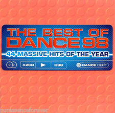 V/A - The Best Of Dance 98 (UK 44 Trk Double CD Album)
