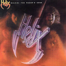 Walkin' the Razor's Edge by Helix (CD, Aug-2003, Emi)