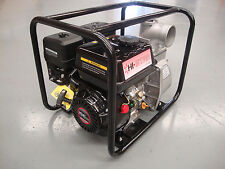 "Hi-Star Loncin 3"" Petrol Water Transfer Pump High Flow Irrigation Fire Fighting"