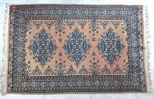 Beau tapis orient signé 194x126 fait main signed rug carpet oriental handmade