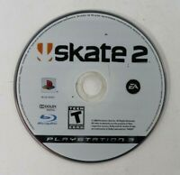 PS3 Skate 2 (Sony PlayStation 3, 2009) Disc Only Tested