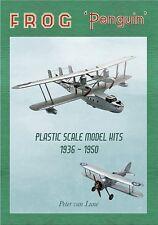 "NEW BOOK: ""FROG Penguin - plastic scale model kits 1936-1950"" - Airfix / Revell"