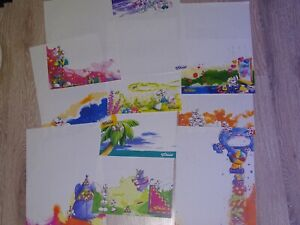 10 feuilles A4 DIDDL - TRES RARE - collection feuille blanche - NEUVE - Lot 2