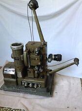 cine proiettore cineproiettore sonoro 16mm FILMASTER con cassa lampade schermo
