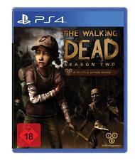 PS4 Jeu The Walking Dead Saison 2 A Telltale Jeu Neuf