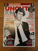 UNCUT MAGAZINE ( MARCH 2013 ) TOM WAITS JIMI HENDRIX BEACH BOYS RICHARD THOMPSON