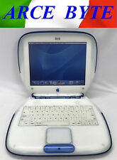 APPLE IBOOK G3 CLAMSHELL MAC OS X 10.3 POWERBOOK 2.2 VINTAGE COLLEZIONE RARO