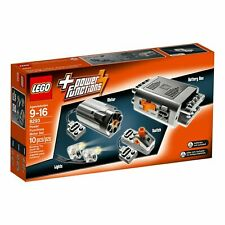 LEGO Technic Power Functions Motor Set 8293 10 Pieces