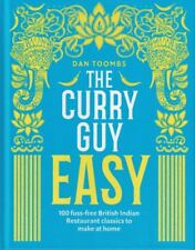 The Curry Guy Easy by Dan Toombs (NEW Hardback)