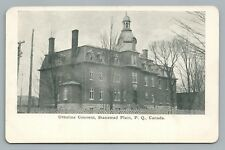 Ursuline Convent STANSTEAD PLAIN Quebec—Rare Antique CPA UDB 1908