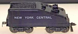 Marx train New York Central Coal Tender