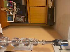 Clear Intrertek lamp for sale.