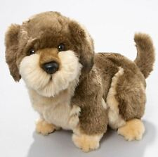 Rauhaardackel (Dackelhund Plüschhund Plüschdackel Plüsch-Hund; Dackel Teckel )