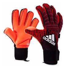 [DN8584] Adidas Predator Pro FS Goalkeeper Gloves Red Black Size 9 10