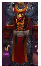 🔥 World of Warcraft TABARD OF FLAME TCG LOOT Landro Longshot WOW Card & Code 🔥