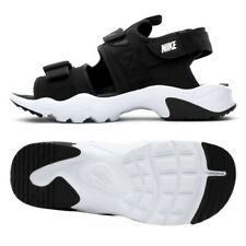 Nike Canyon Men's Sandal Slides Slipper Black/White CI8797-002
