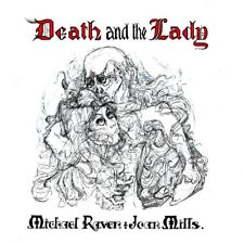 RAVEN/MILLS - Death And The Lady. Limited RSD Edition, LP + Sealed. **NEW**