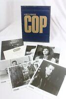 James Woods Lesley Ann Warren 8x10 B&W Photos Media Press Kit 1987