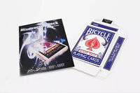 Misdirection Deck David Stone Card Magic Tricks Bicycle Card Deck Close Up Trick