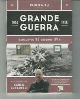 DVD : GRANDE GUERRA 1914-1918 RACCONTATA DA LUCARELLI  VOL.02 NUOVO SIGILLATO