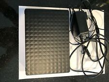 Seagate Expansion External Hard Drive - 4TB - Works Great!
