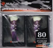 M19 LILIANA UNTOUCHED BY DEATH MATTE ULTRA PRO MTG deck protector card sleeves