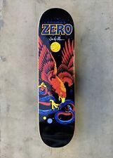 Zero 'Eagle & Snake' Deck Signed By Jamie Thomas