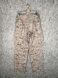 USMC Military Pants Mens Size Small/Long - Combat Trouser Fire Resistant Gear