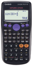 NEW Casio FX-82AU PLUS II Scientific Calculator - NEW MODEL