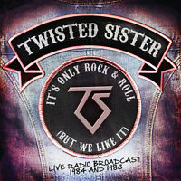 TWISTED SISTER - It's Only Rock & Roll (But We Like It) 2CD (732049)