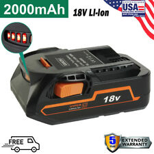 For RIDGID R840087 R840085 R840083 18Volt Lithium-Ion Battery 2.0AH Power Tools