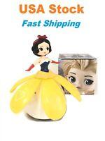Dancing Girl, Princess Snow White, Disney, Singing w Music & LED light, Electric