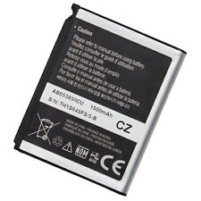 SAMSUNG AB653850CU BATTERY FOR  GALAXY GT-i7500  1500mAh