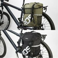 Cycling Bags Bike Bicycle 15L Rear Seat Bag Unilateral Tail Rack Pack Handbag