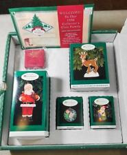 1996 Hallmark Membership Kit Collector's Club Edition - New but Box is damaged A