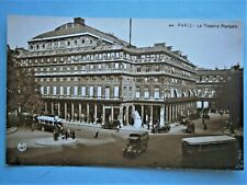 """175. Postcard of Paris France """"Le Theatre Francais"""" from early 1900's"""