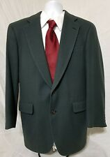 Jos A Bank Blazer 42R Camel Hair Premier Green Jacket Sport Coat