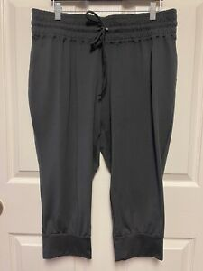 BCG Black Joggers Size XL